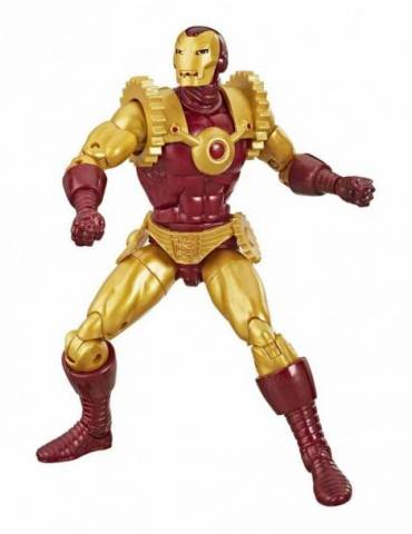 Figura Marvel Legends: Iron...