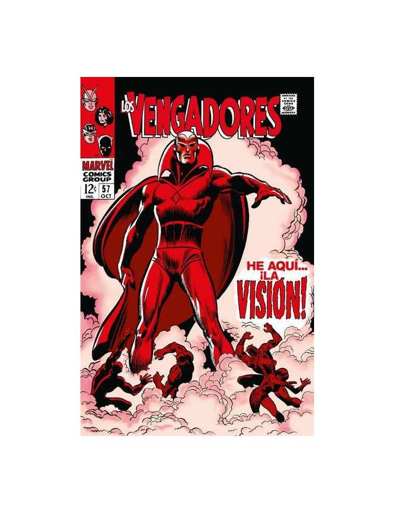 Marvel Facsimil 16. The Avengers 57