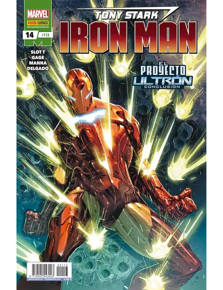 Tony Stark: Iron Man 14