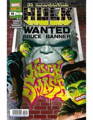 El Increíble Hulk V.2 93 (El Inmortal Hulk 18)