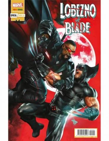 Lobezno Vs. Blade