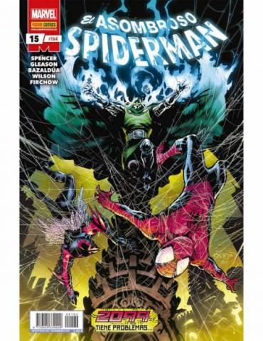 El Asombroso Spiderman 164