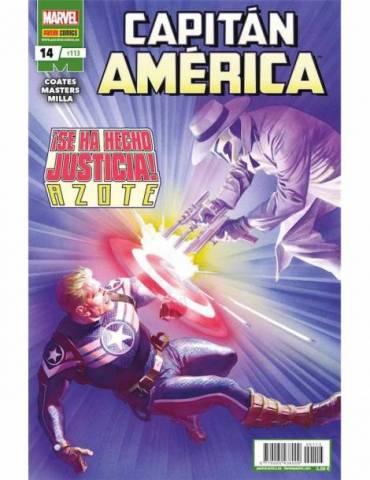 Capitán América 14