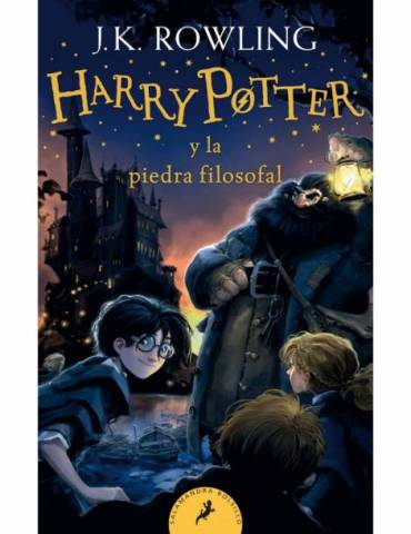 Harry Potter y La Piedra Filosofal (HP1 Bolsillo)