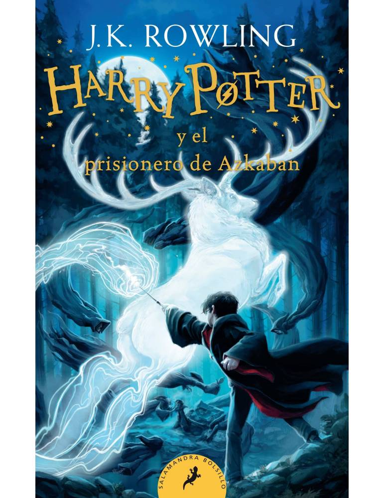 Harry Potter y El Prisionero de Azkaban (HP3 Bolsillo)