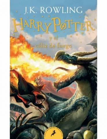 Harry Potter y El Cáliz de Fuego (HP4 Bolsillo)