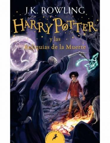 Harry Potter y Las Reliquias de la Muerte (HP7 Bolsillo)