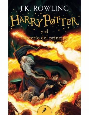 Harry Potter y El Misterio del Príncipe (HP6 Bolsillo)