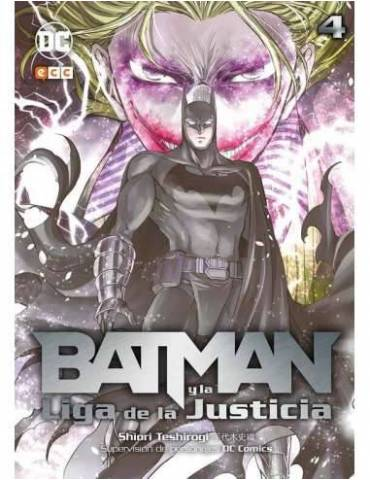 Batman y la Liga de la Justicia vol. 04 de 4