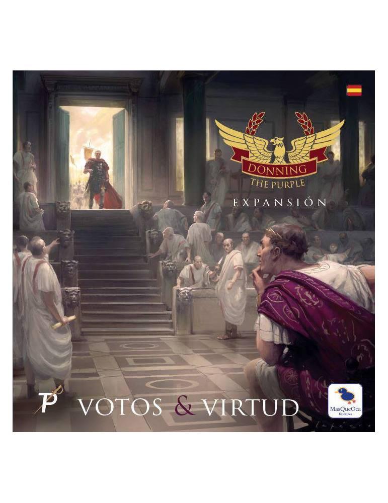 Donning the Purple: Expansión Votos y Virtud (Castellano)