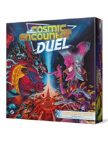 Cosmic Encounter Duel (Inglés)