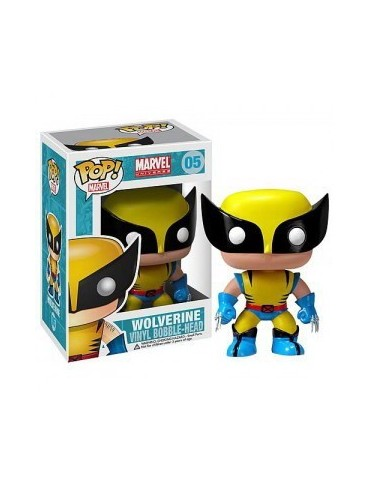 Figura POP Marvel: Lobezno...