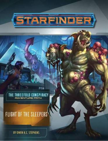 Starfinder Adventure Path...