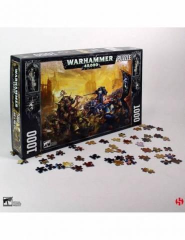 Puzzle Warhammer 40.000:...