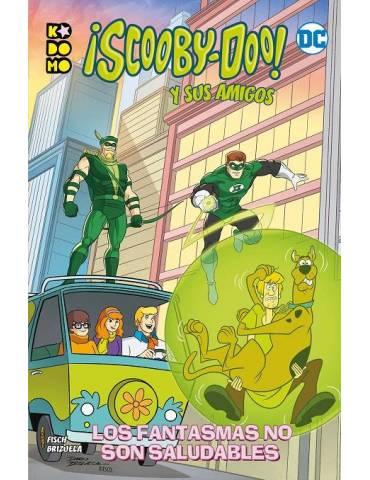 ¡Scooby-Doo! y sus amigos: Los fantasmas no son saludables