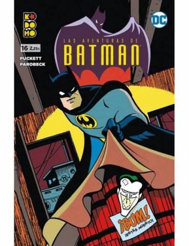 Las aventuras de Batman núm. 16
