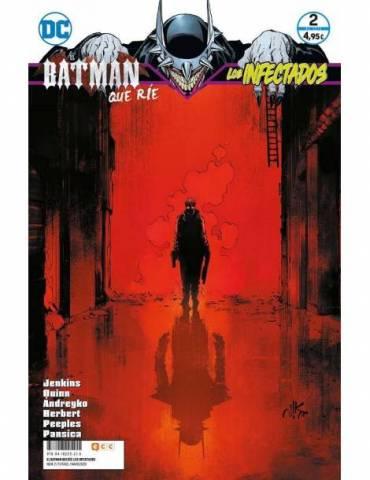 El Batman que ríe: Los infectados núm. 02 de 6