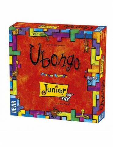 Ubongo Junior (Trilingüe)
