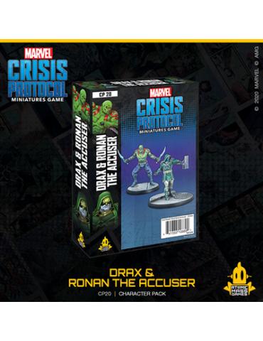 Crisis Protocol: Drax and...