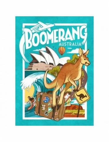 Boomerang: Australia (Inglés)