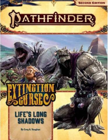 Pathfinder Adventure Path...