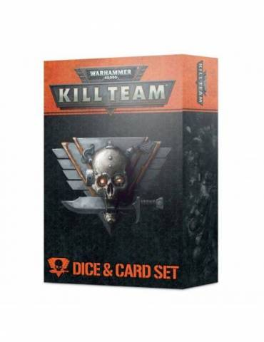 Kill Team Card and Dice Set...