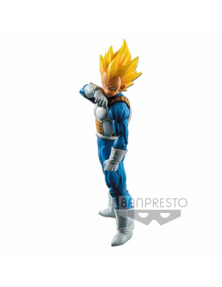 Figura Dragon Ball Z Resolution of Soldiers Vol. 2: Super Saiyan Vegeta 17 cm