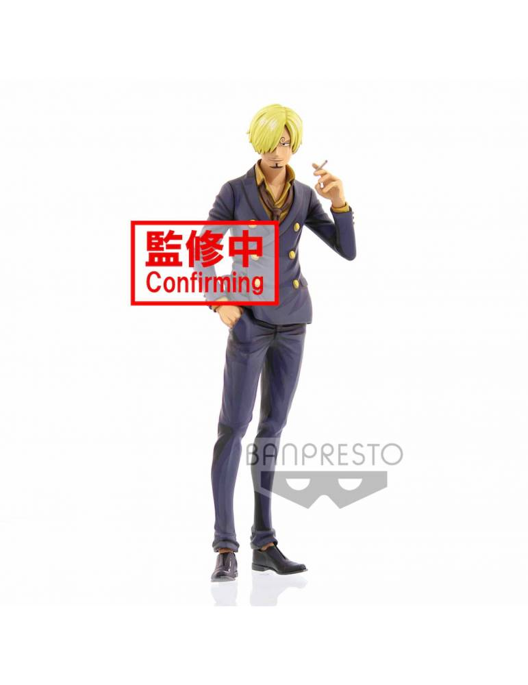 Figura One Piece Grandista Manga Dimension: Sanji 27 cm