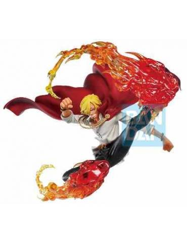 Figura One Piece Ichibansho: Sanji Treasure Cruise 11 cm