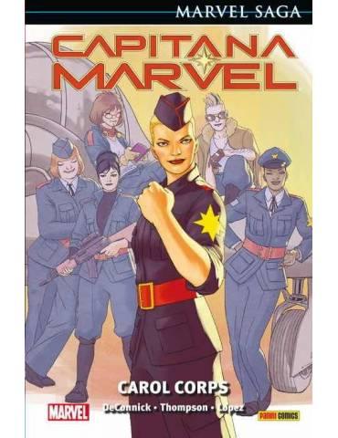 Capitana Marvel 06: Carol Corps (Marvel Saga 100)