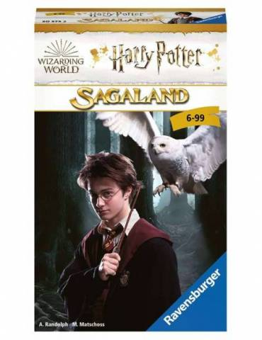 Harry Potter Sagaland