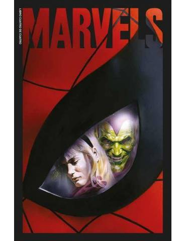 Marvel Facsimil: Marvels 4