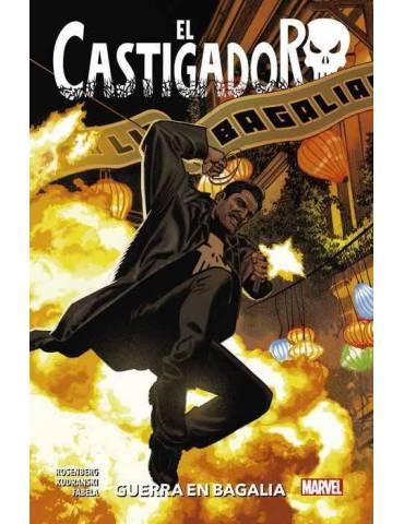 El Castigador 07: Guerra en Bagalia