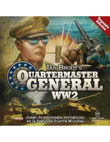 Quartermaster General WW2 (Castellano)