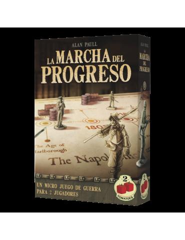 La Marcha del Progreso...