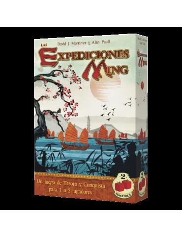 Las Expediciones Ming...