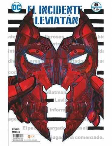 El incidente Leviatán núm. 05 de 6