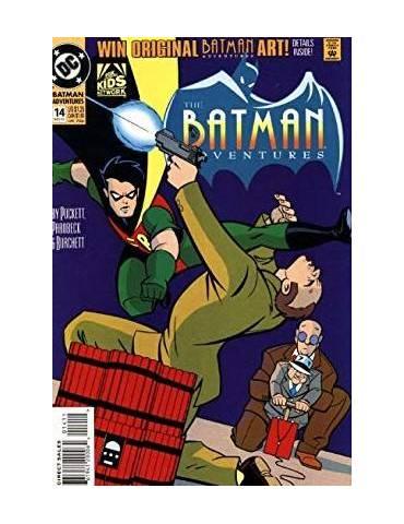 Las aventuras de Batman núm. 14