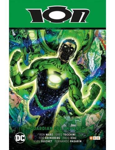 Green Lantern: Ión - Guardián del universo (GL Saga - Recarga Parte 6)