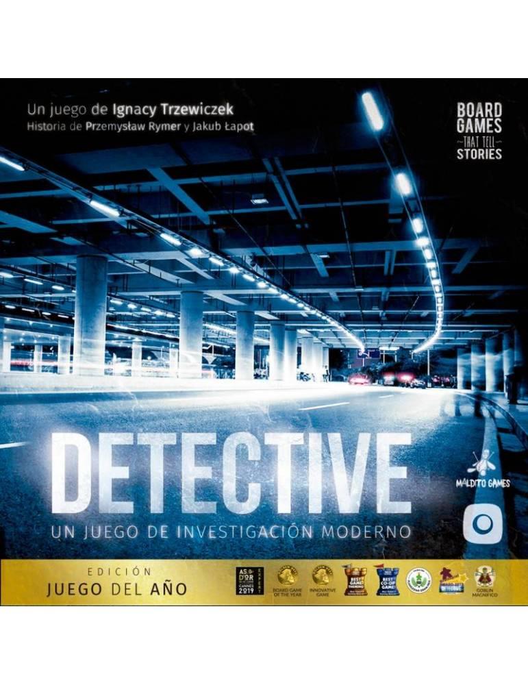 Detective: Edición Juego del Año (Castellano)