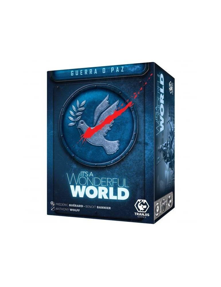 It's a Wonderful World: Expansión Guerra o Paz