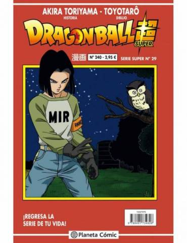 Dragon Ball Serie Roja Nº240