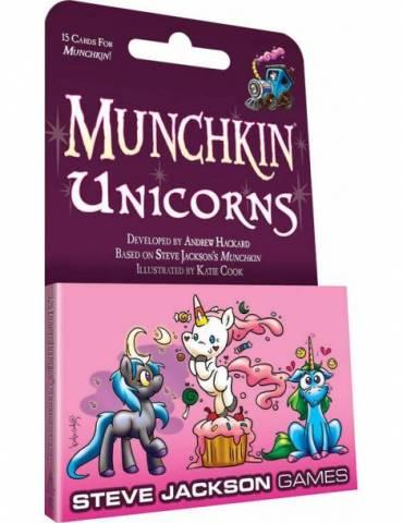Munchkin Unicorns (Inglés)