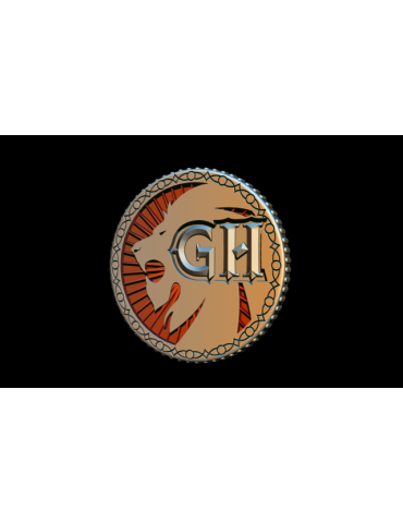 Gloomhaven Challenge Coin
