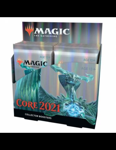 Magic: Colección básica 2021 - Caja de Sobres de coleccionista (12) (Inglés)