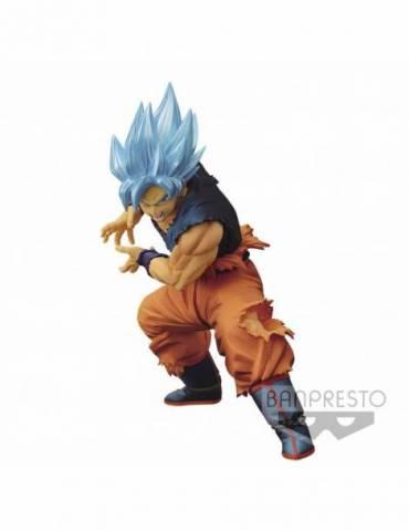 Figura Dragon Ball Super: Super Saiyan God Son Goky Super Maximatic 20 cm