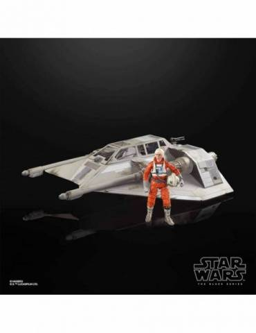 Réplica Star Wars Black Series: Vintage Snowspeeder Vehicle and Dark Ralter 15