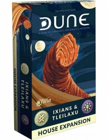 Dune: Ixians & Tleilaxu