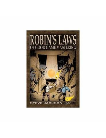 Robin's Laws of Good Game Mastering (Second Edition)