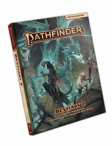 Pathfinder Bestiary 2 (Inglés)